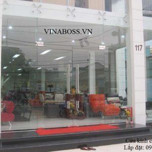Cửa kính cao cấp vinaboss
