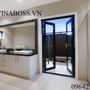 Cửa nhôm cao cấp vinaboss