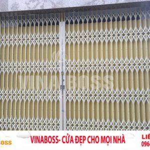 Cửa xếp Vinaboss